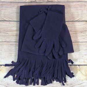Women's (3) Piece Winter Hat/Gloves/Scar